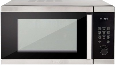 Bosch 32 L Convection Microwave Oven(HMB55C453X, Stainless Steel, Black)