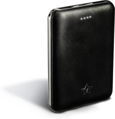 Flipkart SmartBuy 5000 mAh Power Bank (Fast Charging, 12 W)(Black, Lithium Polymer)