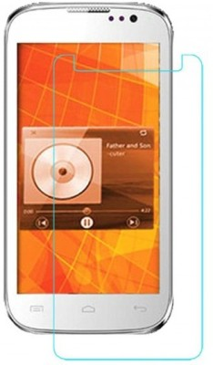 Zootkart Impossible Screen Guard for micromax canvas music a88(Pack of 2)