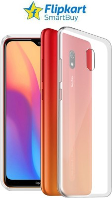 Flipkart SmartBuy Back Cover for Mi Redmi 8A(Transparent, Grip Case, Silicon)