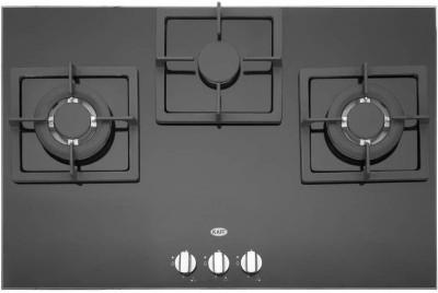 Kaff NQ 770 BG Glass Automatic Hob(3 Burners)
