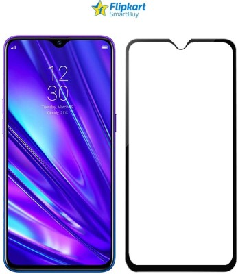 Flipkart SmartBuy Edge To Edge Tempered Glass for Realme 5 Pro(Pack of 1)