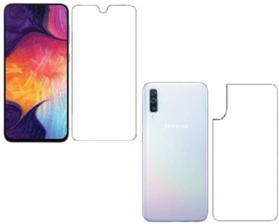 Ten To 11 Front and Back Screen Guard for Samsung Galaxy A50, Samsung Galaxy A50s(Pack of 1)