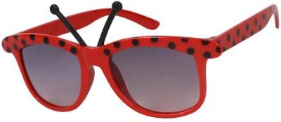 Spiky Wayfarer Sunglasses(For Boys & Girls)