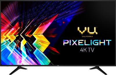 Vu Pixelight 108cm (43 inch) Ultra HD (4K) LED Smart TV(43px)