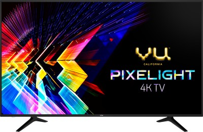 Vu Pixelight 163cm (65 inch) Ultra HD (4K) LED Smart TV(65BPX)