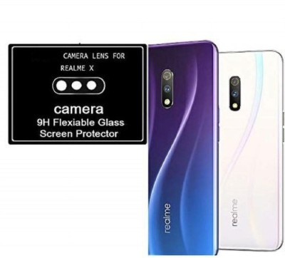 S-Softline Camera Lens Protector for OPPO F11 Pro, OPPO K3, Realme X(Pack of 1)