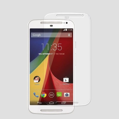 YuBingo Impossible Screen Guard for Motorola Moto G (2nd Generation)(Pack of 1)