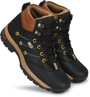 Rzisbo Climber Boots For Men(Black)