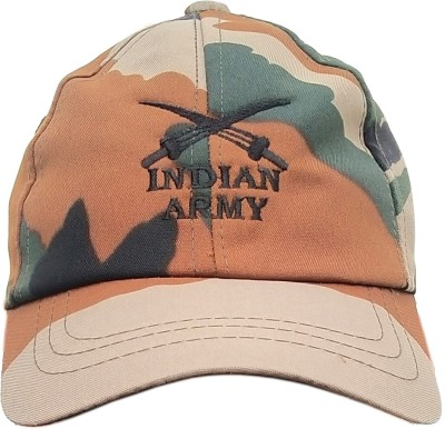 AXOLOTL Checkered Army Cap Cap