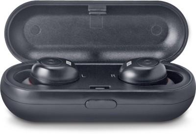 iBall Earwear TW10 Bluetooth Headset(Black, In the Ear)
