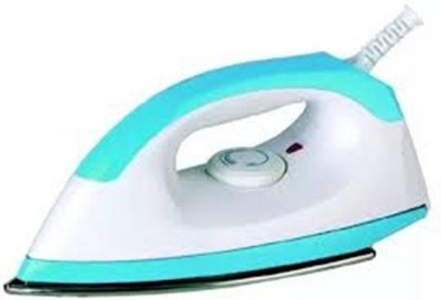 SS IRON BOX 005 1200 W Dry Iron(White, Green)