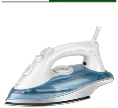 SS IRON BOX 008 1200 W Dry Iron(White, Blue)