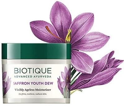 BIOTIQUE Saffron Youth Dew(50 g)