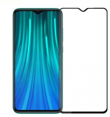 Micvir Edge To Edge Tempered Glass for Mi Redmi Note 8 Pro(Pack of 1)