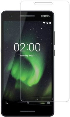 SPINZZY Tempered Glass Guard for Nokia 2.1(Pack of 1)