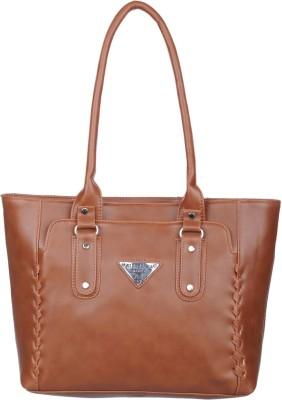 Women Brown Shoulder Bag