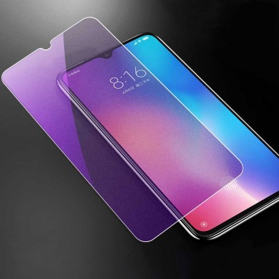 ELEF Screen Guard for Oppo F11 Tempered Glass Screen Protector Anti Blueray - Protect Your Eyes From Excessive Harmful Blue Light(Pack of 1)