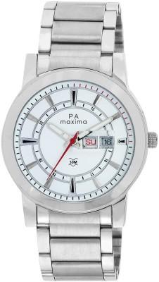 MAXIMA Attivo Analog Watch   For Men MAXIMA Wrist Watches