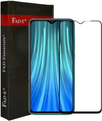 screenkart Edge To Edge Tempered Glass for Xiaomi Redmi Note 8 Pro, MI Note 8 Pro(Pack of 1)