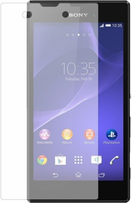 Tuta Tempered Screen Guard for Sony Xperia E Dual(Pack of 2)