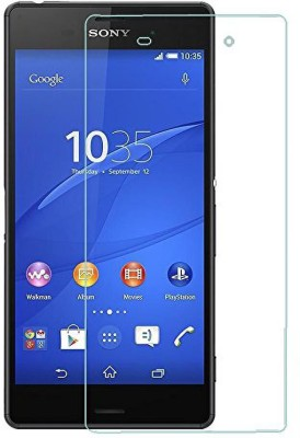 Tuta Tempered Screen Guard for Sony Xperia Z3+(Pack of 2)