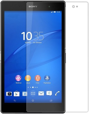 Tuta Tempered Screen Guard for Sony Xperia Z3 Tablet Compact (Pack of 2)(Pack of 2)