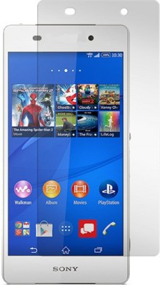 Tuta Tempered Screen Guard for Sony Xperia Z3v (Pack of 3)(Pack of 3)