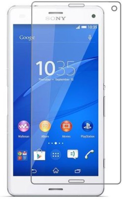 Tuta Tempered Screen Guard for Sony Xperia Z3 Compact (Pack of 3)(Pack of 3)