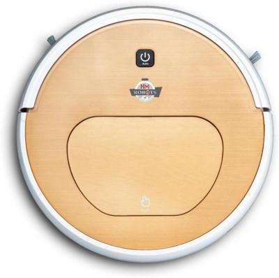 hm ROBOTS FR-6S Robotic Floor Cleaner(White/Gold)
