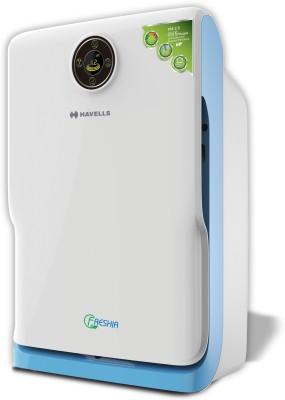 HAVELLS Freshia AP-20 40-Watt Air Purifier with Remote Portable Room Air Purifier(White)