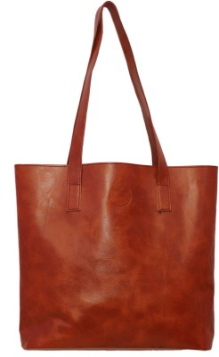 Jhola Basta Women Brown Tote