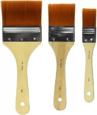 KRAFTMASTERS Brush Multi Purpose Golden Brown KRAFTMASTERS Toys