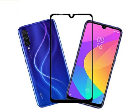 U-Verse Edge To Edge Tempered Glass for Xiaomi Mi A3(Pack of 1)