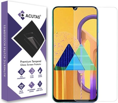 ACUTAS Tempered Glass Guard for Samsung Galaxy M30S, Samsung Galaxy M21(Pack of 1)