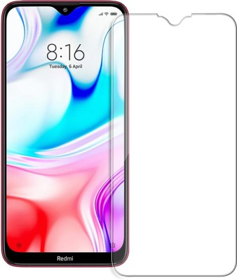MOBIWIN Tempered Glass Guard for Mi Redmi 8(Pack of 1)