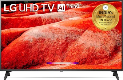 LG 164cm (65 inch) Ultra HD (4K) LED Smart TV(65UM7300PTA)