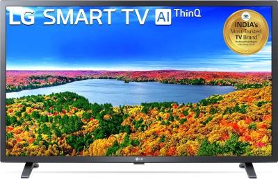 LG LM63 80cm (32 inch) HD Ready LED Smart TV(32LM636BPTB)