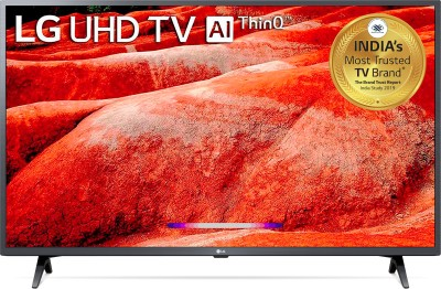 LG 127cm (50 inch) Ultra HD (4K) LED Smart TV(50UM7700PTA)