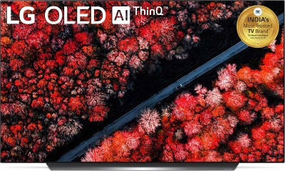 Image of LG 55 inch Ultra HD 4K OLED Smart TV which is one of the best tv under 50000