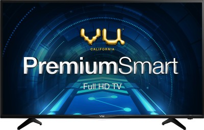 Vu 123cm (49 inch) Full HD LED Smart TV(49PL)