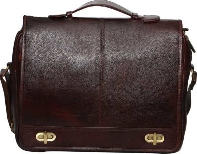 C Comfort Women Brown Messenger Bag C Comfort Messenger Bags
