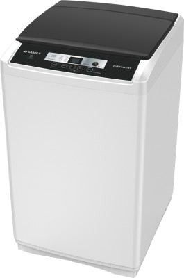 Sansui 7 kg Even Wash Technology Fully Automatic Top Load White  (JSX70FTL-2020S)
