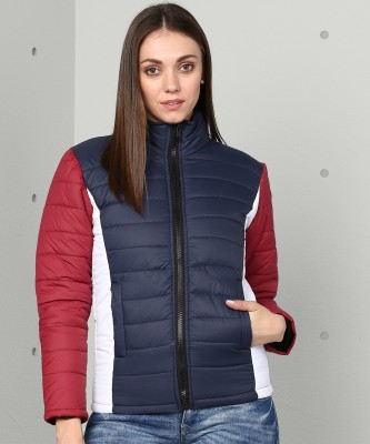 Metronaut Full Sleeve Striped Women's Jacket