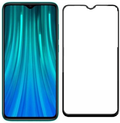 FAD-E Edge To Edge Tempered Glass for Mi Redmi Note 8 Pro(Pack of 1)