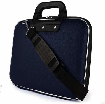 FLANKER 15.6 inch Laptop Messenger Bag Blue FLANKER Laptop Bags
