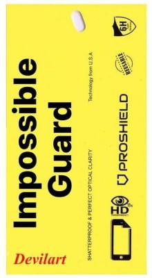 Black Arrow Impossible Screen Guard for Motorola Moto E5 Plus(Pack of 1)