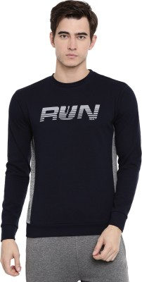 Proline Active Full Sleeve Printed Men Sweatshirt