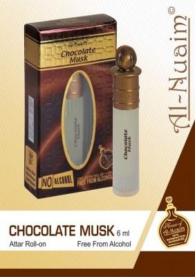 Al Nuaim Chocolate Musk Attar 6ml Floral Attar(Fruity)
