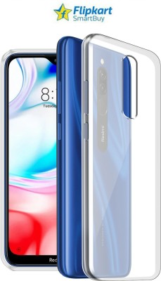 Flipkart SmartBuy Back Cover for Mi Redmi 8(Transparent, Grip Case, Silicon)